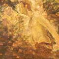 """""""Der Mondsucht"""". Öl auf Leinwand, 80 × 120 cm, 2010"""