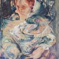 """""""Der süße Schmerz"""". Öl auf Leinwand 73 × 53 cm, 2008"""