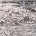 """Ufer 4"". Öl auf Leinwand, 31 × 46 cm, 2010"