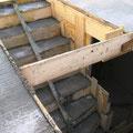 Kellertreppe - geschalt