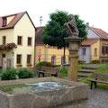 In Kallstadt  - Foto P. Welker