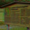 Der Breitenstein mit Informationsangebot