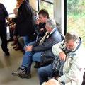 Bahn: Schnell, pünktlich, gut - allem Gerede zum Trotz!