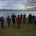15 Vogelbeobachter - Foto Hartmut I.