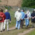 Wir weniger, deshalb Standordwechsel wegen Hitze: Es geht zum Bundeswald bei Edingen