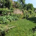 Erholsamer Garten in Gochsheim - Foto Ingo P.