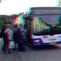 Wie kommt man hin und zurück? Mit dem öffentlichen Personennahverkehr über Neustadt a.d. Weinstraße. Zur Nachahmung empfohlen!