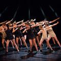Cours de modern'jazz à Amplitude Danse Toulouse