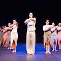 Cours de danse modern'jazz adultes Toulouse