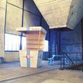 Kunst S:nack in Förderkoje auf der contemporary art ruhr - das forum für medienkunst, fotografie, projekte, Essen, 2006