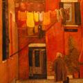 GIUDECCA - Acrylique sur canevas - 30x40 - VENDU