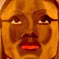 EN PISTE - Acrylique sur canevas - 22x26 - 200$