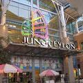 Das Jungceylon ist das grösste Einkaufszentrum an der Patong Beach und bietet neben dem Einkaufs- auch grossen kulinarischen Spass