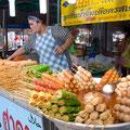 Das Speiseangebot umfasst die ganze Welt, sie werden von allem etwas finden