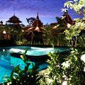 Natürlich gibt es wunderschöne Hotels in- und um Chiang Mai, die meisten mit tollen Spa-Bereichen