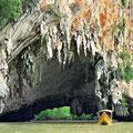 Es gibt viele tolle Ausflugsmöglichkeiten rund um die Insel Phuket