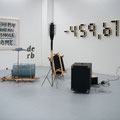 'untitled (-273,15° Celsius : Amplifier : Rehearsal : Room #3)', 2001 - 2006
