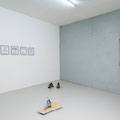 Exhibition view – 'Michael Gumhold feat. The Sculpture Group°', Galerie West, Den Haag, NL, 2010