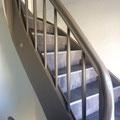 Treppengeländer nachher