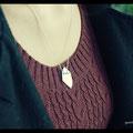 Collier Couture - Argent premier titre