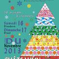 Marché de Noël - Chateaulin (29)