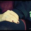 Bague Couture - Argent premier titre