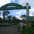 工場へのゲート