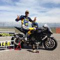 Rundenrekord am Adria Raceway aufgestellt