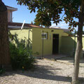 Garden-House for 2-3 Pers. beside the garden, own facilities