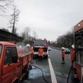 © Feuerwehr Völksen - PKW Brand