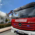 © Feuerwehr Völksen - Feuer Dopmeyerstraße 2021