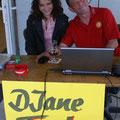 Tanja und Andy sorgen für gute musikalische Untermalung