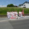 Beim Sommerkarneval in Großmaischeid Juni 2010