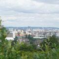 Blick über London von Greenwich