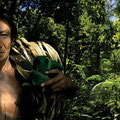 Oirob. The first man. Kayapo culture, Brazil. 2006