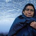 Tatei Aramara. Goddess of Waters, Huichol culture, Mexico. 2004