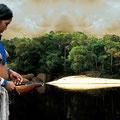 Chejeru. Goddess of fertility, Piaroa Culture, Venezuela. 2003