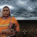 Tatei Urianaka. Mother earth, Huichol culture, Mexico. 2004