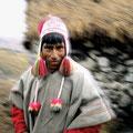 Pachacamac. God of earthquakes, Quechua culture, Peru. 2005