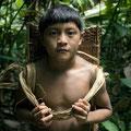 Ocama. Thief of the manioc seed. Ye´Kuana culture, Venezuela, 2007