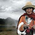Mamacocha. Mother of the waters Viracocha. Quechua culture, Peru. 2005