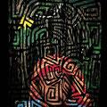 Olonagegiryai. Wise of mola´s design, Kuna culture, 2005