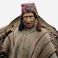 Wilkakunka. Guard of the mountain pass, Quechua culture, Peru. 2005