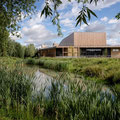 ARIA, Cornebarrieu, conçu par l'architectecte Ph. Madec