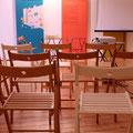 Auditorium - conférence en préparation, Centre des Cultures de l'Habiter [CCHa]