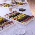 """Cocktail """"Les Petits Plats de Clémence"""" dans le café du CCHa, Centre des Cultures de l'Habiter"""