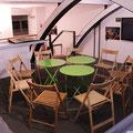 Mezzanine, réunion, Centre des Cultures de l'Habiter [CCHa]