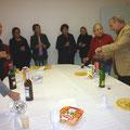 réception à la Mairie de Pibrac