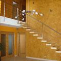 Escalera modelo Zanca Volada