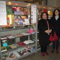 Leila Straumann und Michela Seggiani von der Abteilung Gleichstellung von Frauen und Männern Basel-Stadt sind begeistert